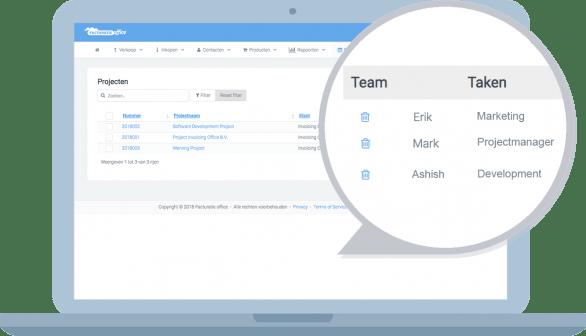 team-beheer-project-2