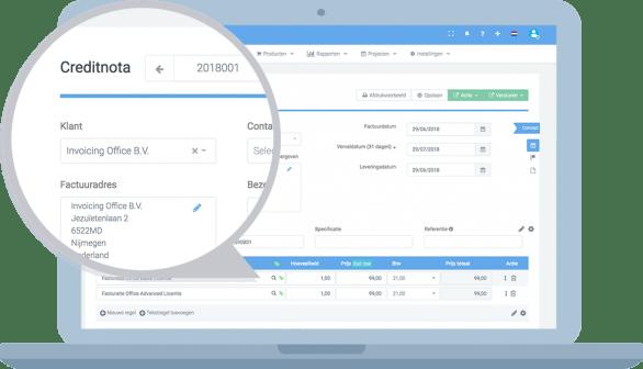 creditnota-voorbeeld-facturatie-office-software